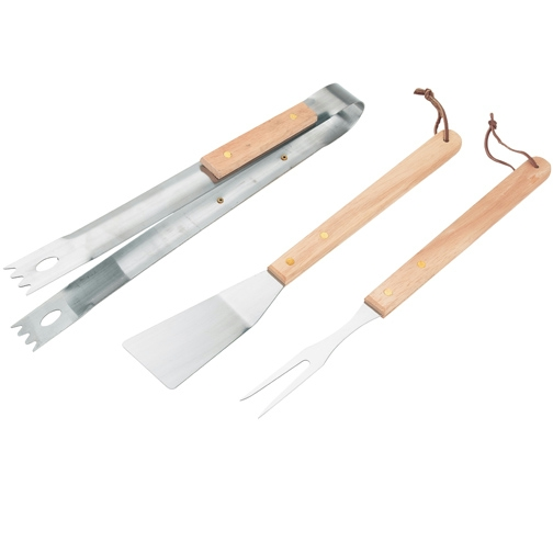 3pc Barbecue Tool Set
